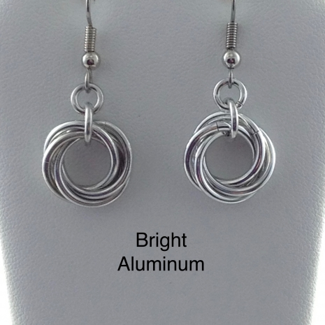 Bright aluminum
