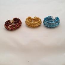 Octave cuff bracelets